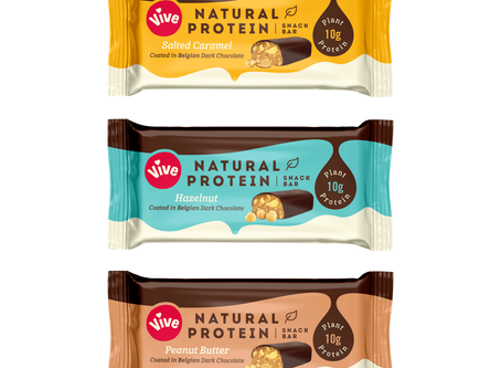 Vive Protein Bars (NEW!)
