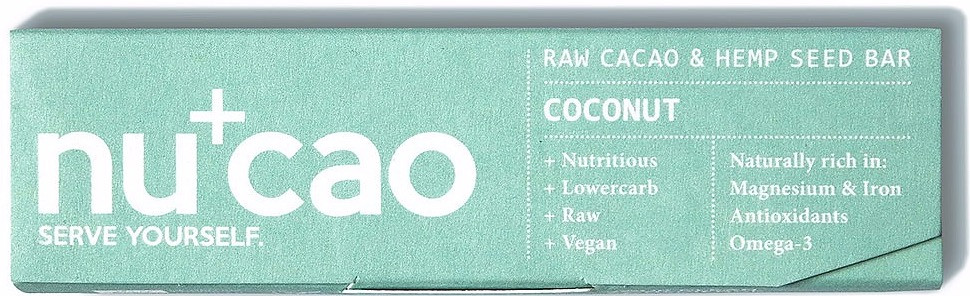 Nucao Chocolate Coconut