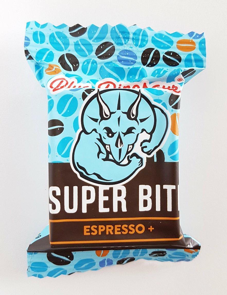 Blue Dinosaur Super Bite Bar Espresso