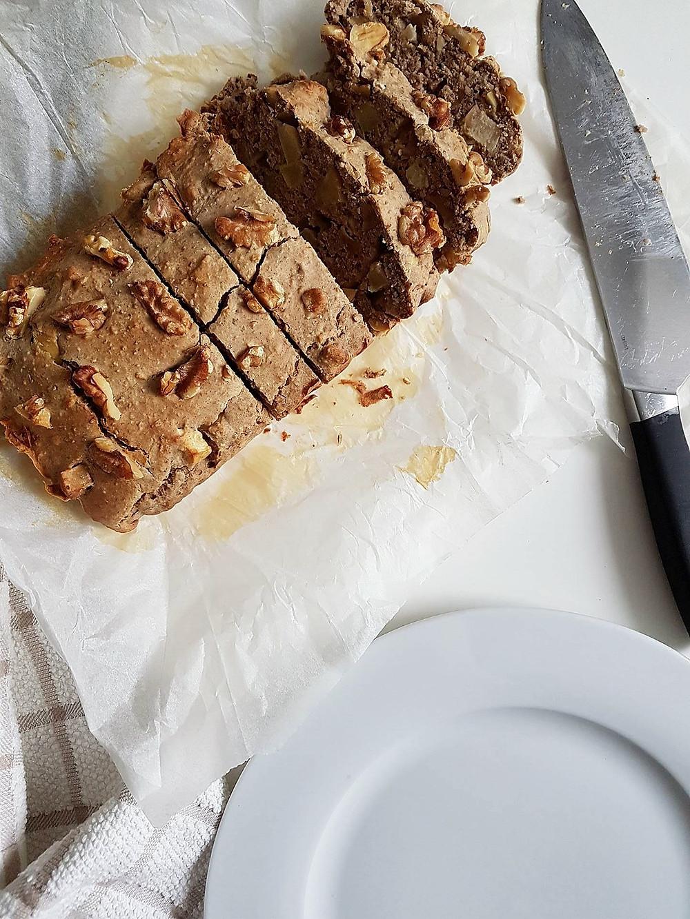 Apple & Walnut Bread