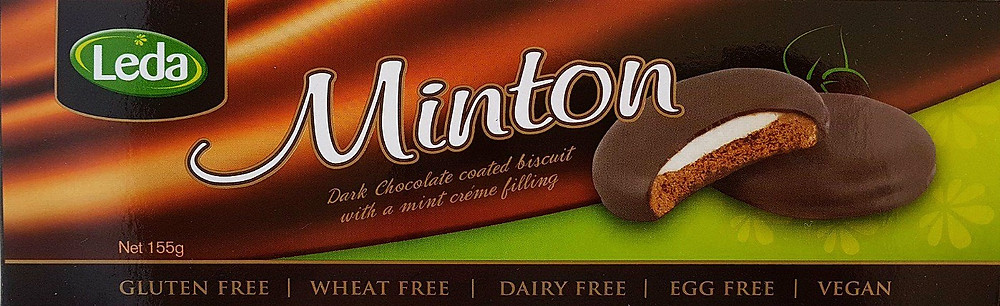 Leda Minton (Vegan Mint Slice)
