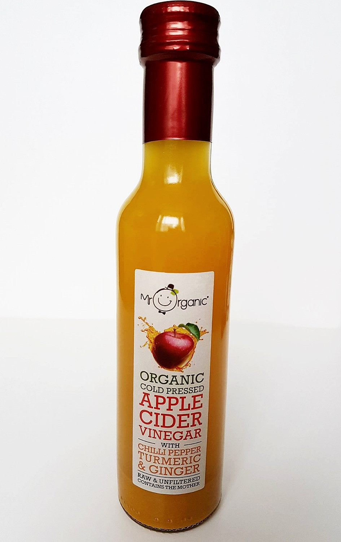 Mr Organic Apple Cider Vinegar
