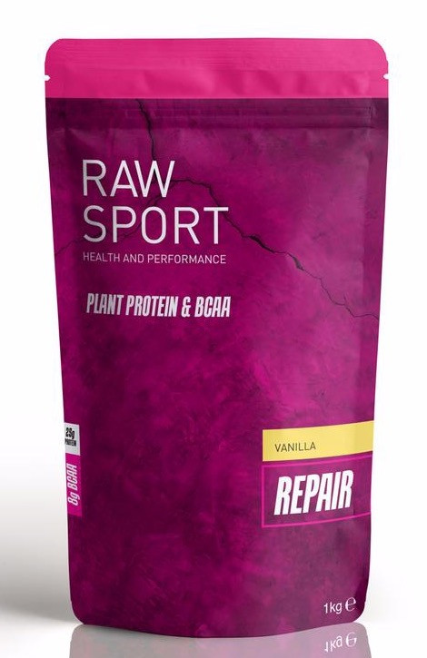 Raw Sport Female Repair Protein Vanilla