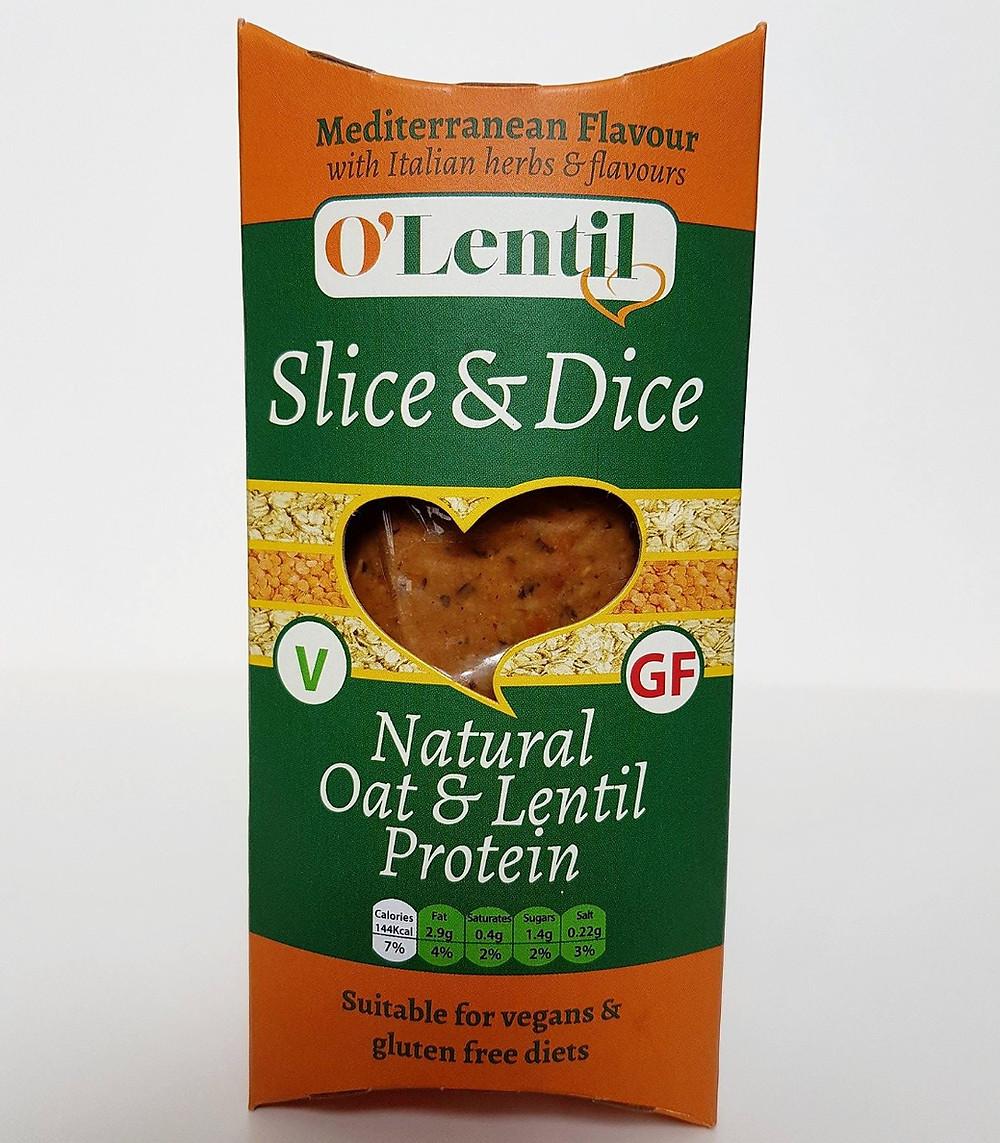 O'Lentil Mediterranean