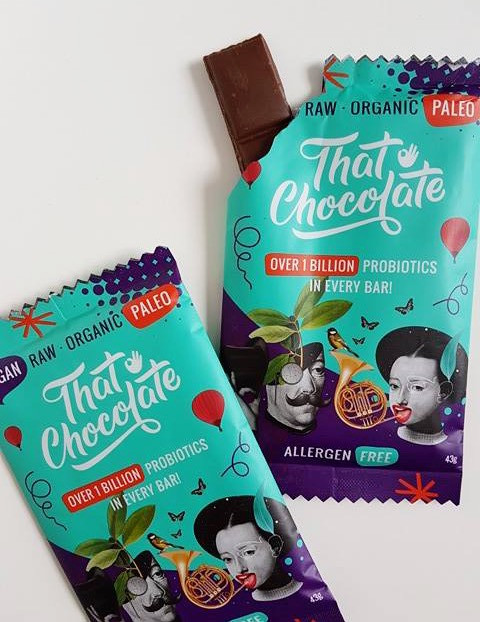 That Chocolate vegan chocolate