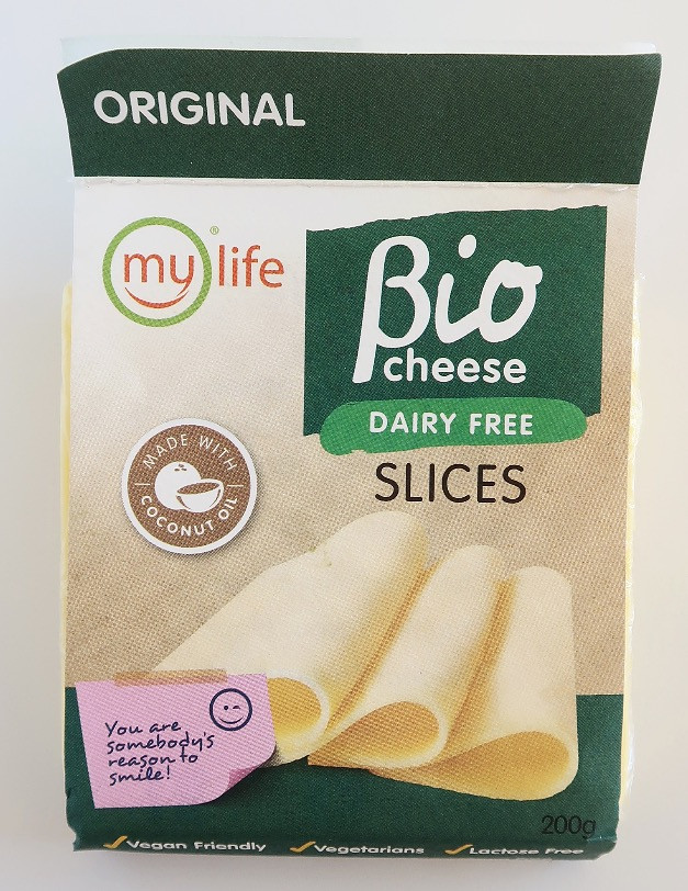 My Life Bio Cheese Original Slices