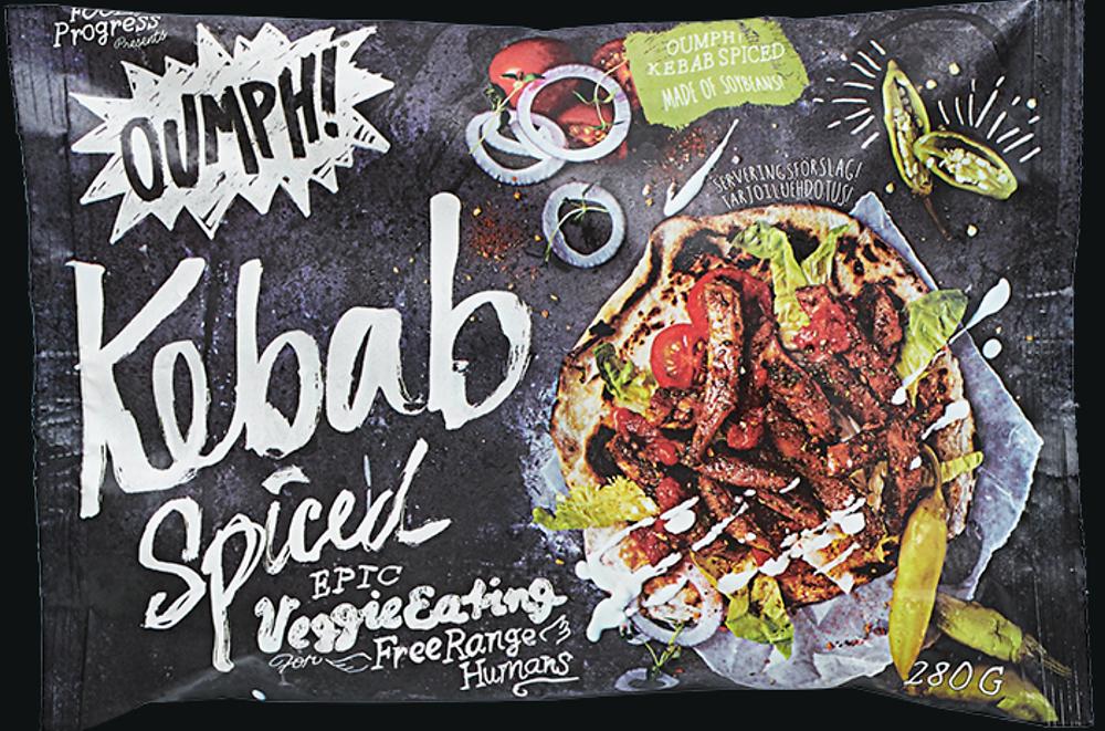 Oumph! Kebab Spiced