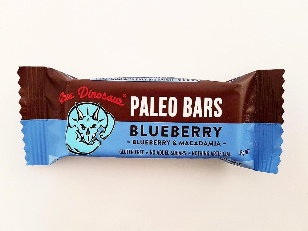 Blue Dinosaur Bar Blueberry
