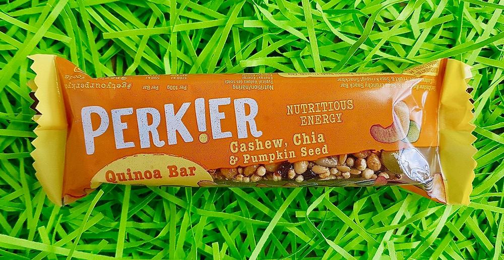 Perkier Cashew, Chia & Pumpkin Seed