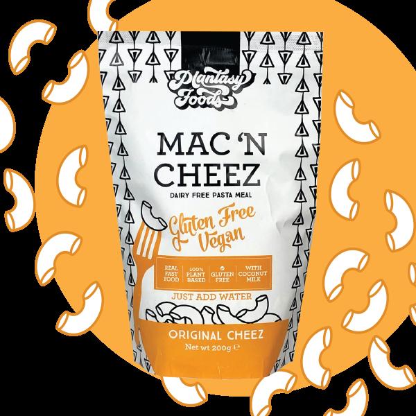 Plantasy Foods Mac 'n Cheez