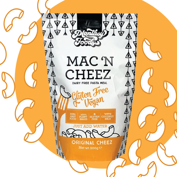 Plantasy Foods Mac 'n Cheez