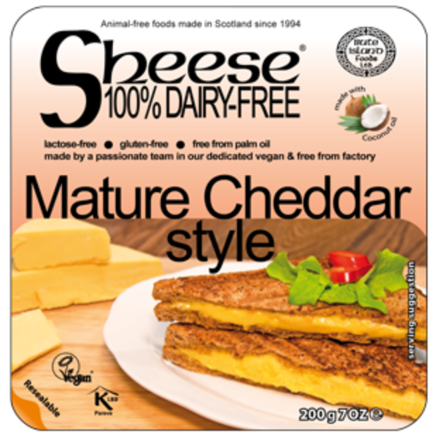 Bute Island Foods Ltd Mature Cheddar Cheese