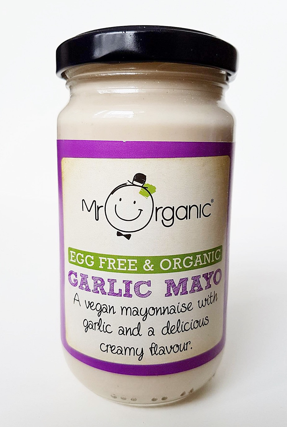 Mr Organic Garlic Mayo