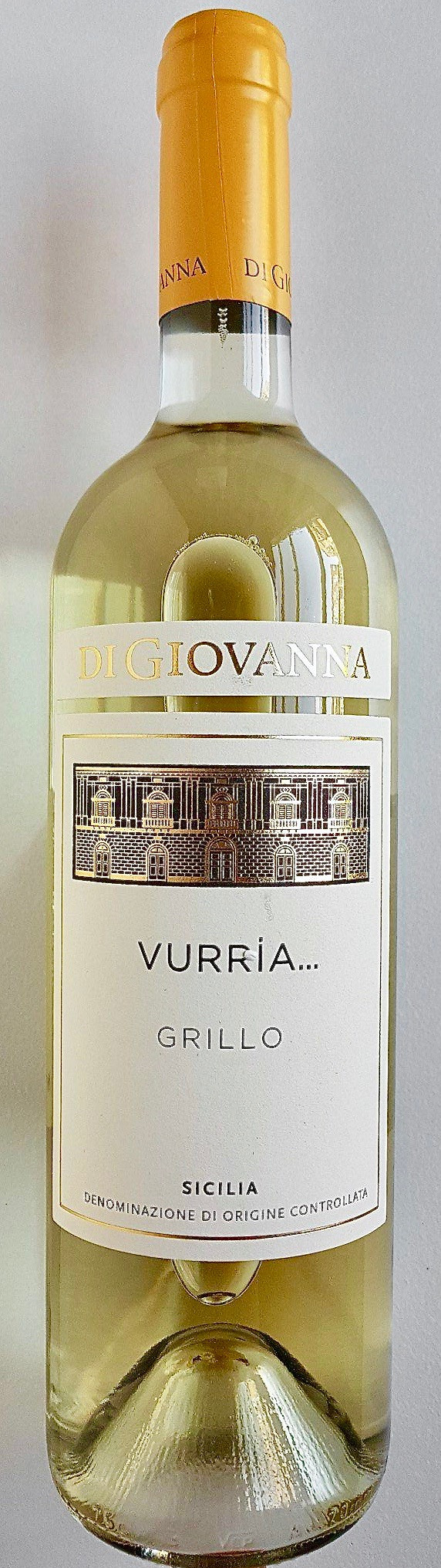 Di Giovanna vegan wine