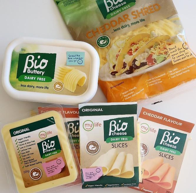 My Life Bio Cheese Vegan