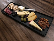 Deluxe cheese plate
