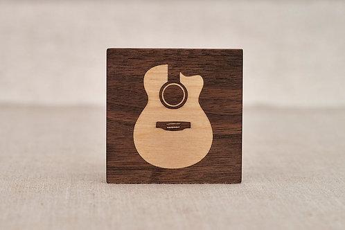 Guitar Pick Box – Acoustic