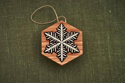 Unique Snowflake Ornament