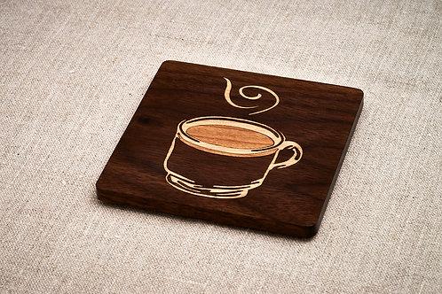 Americano Coffee Coaster
