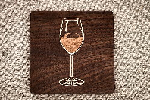 Viognier Wine Coaster