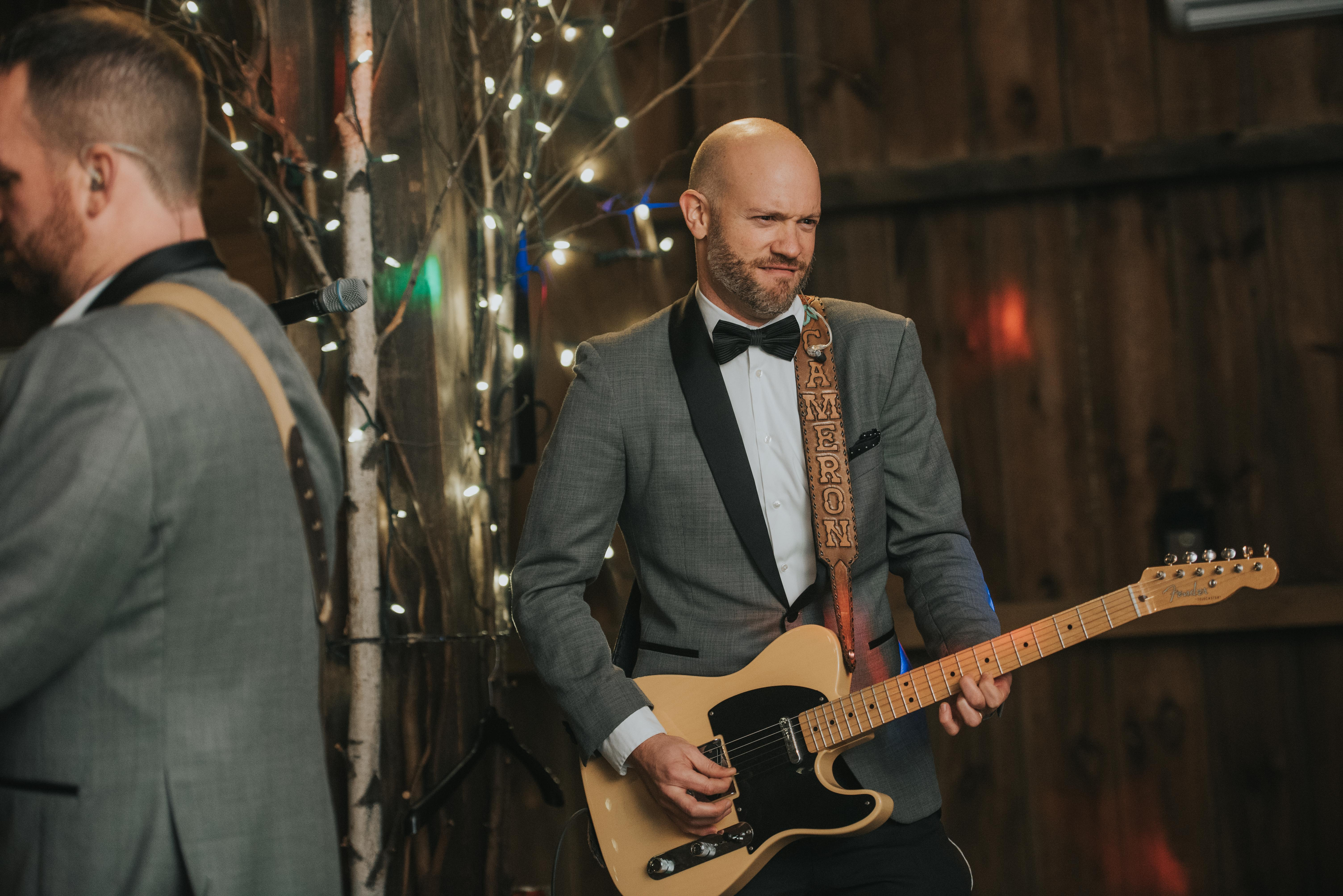 The Barnstorm - Wedding Band