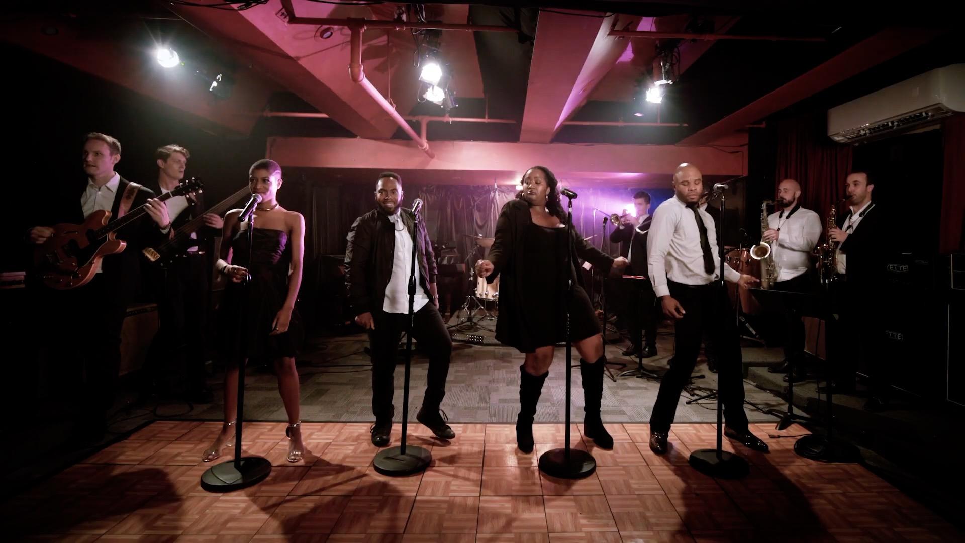 Woodlove Productions | New York, NY | The NYC Party Band