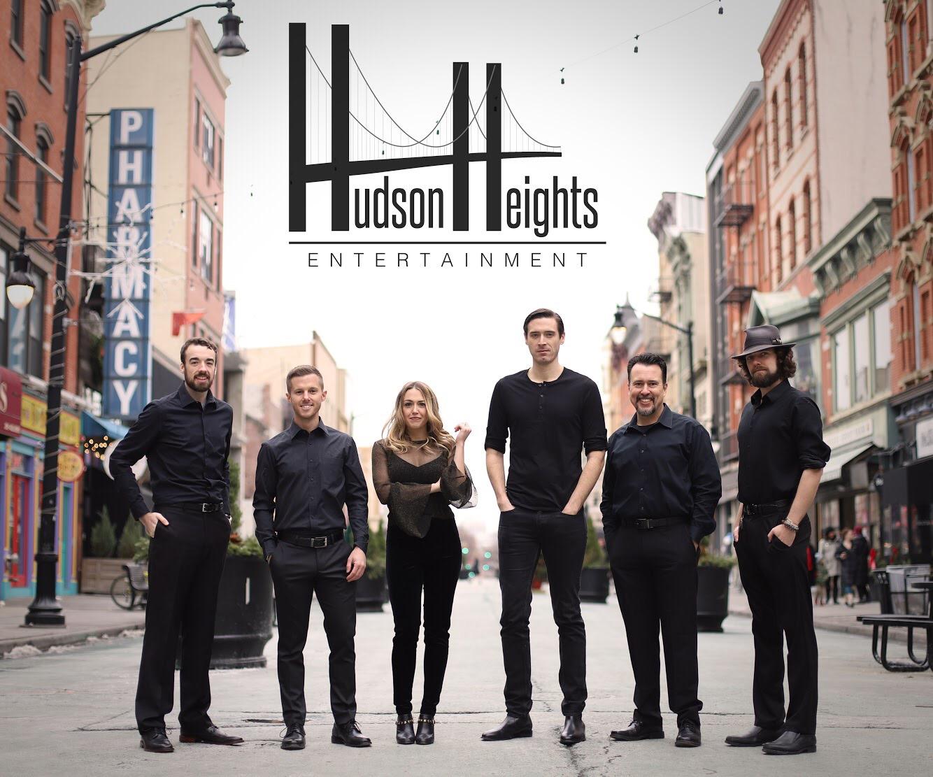 Hudson Heights - Wedding Band