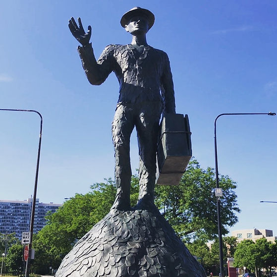 Monument to the Great Migration