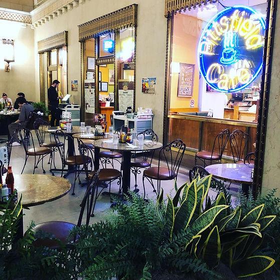 Pittsfield Café