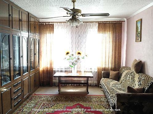 1 этаж. дом, ул. Нахимова