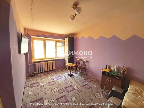1 комн. квартира, ул. Краматорская, 42