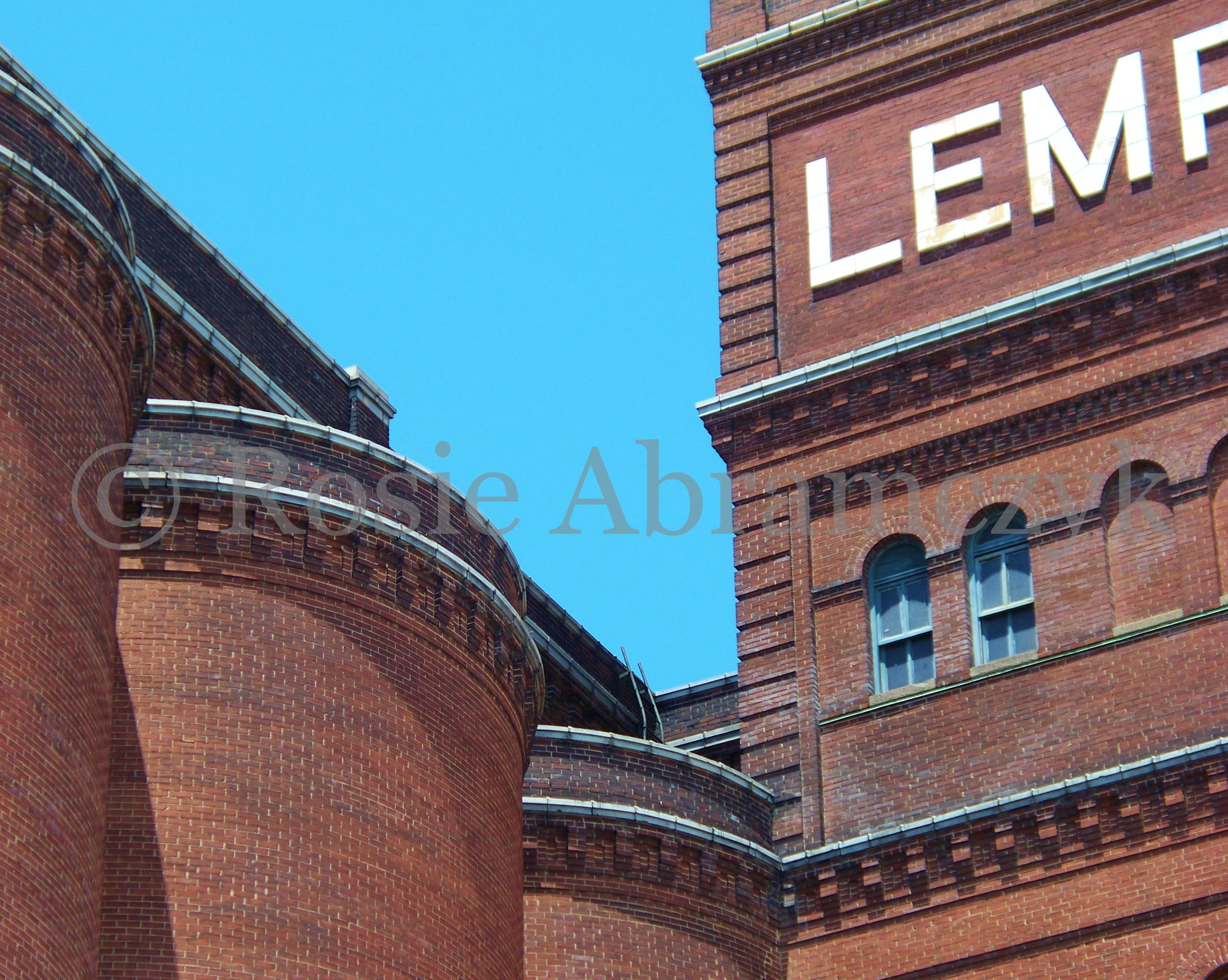 Lemp Brewery, St. Louis, MO, by Rosie Abramczyk, Photo, 2009