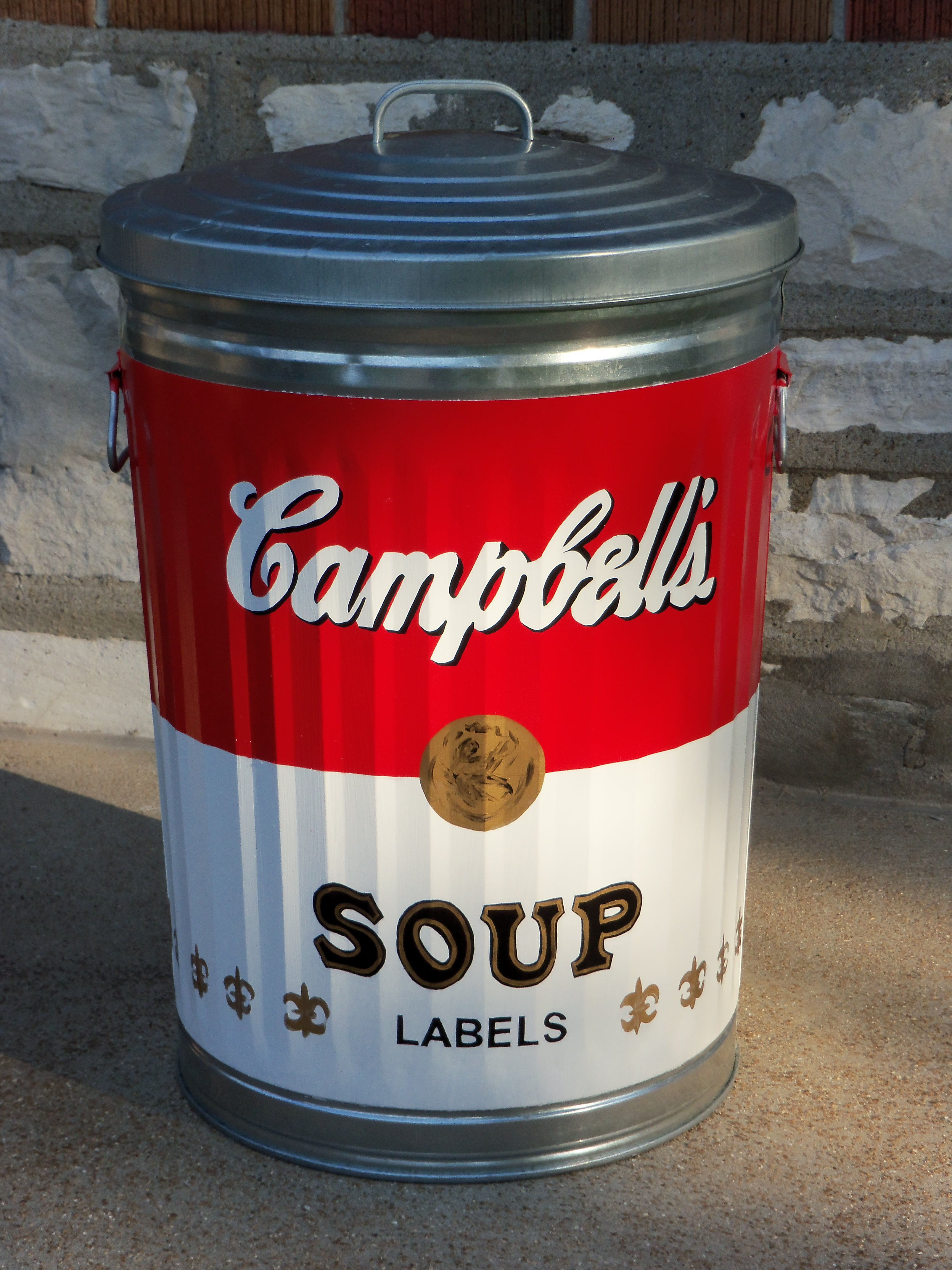 Custom Campbell's Can, Abramczyk