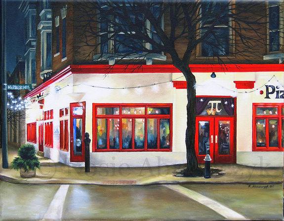 Pi Pizzeria CWE, by Rosie Abramczyk, 201