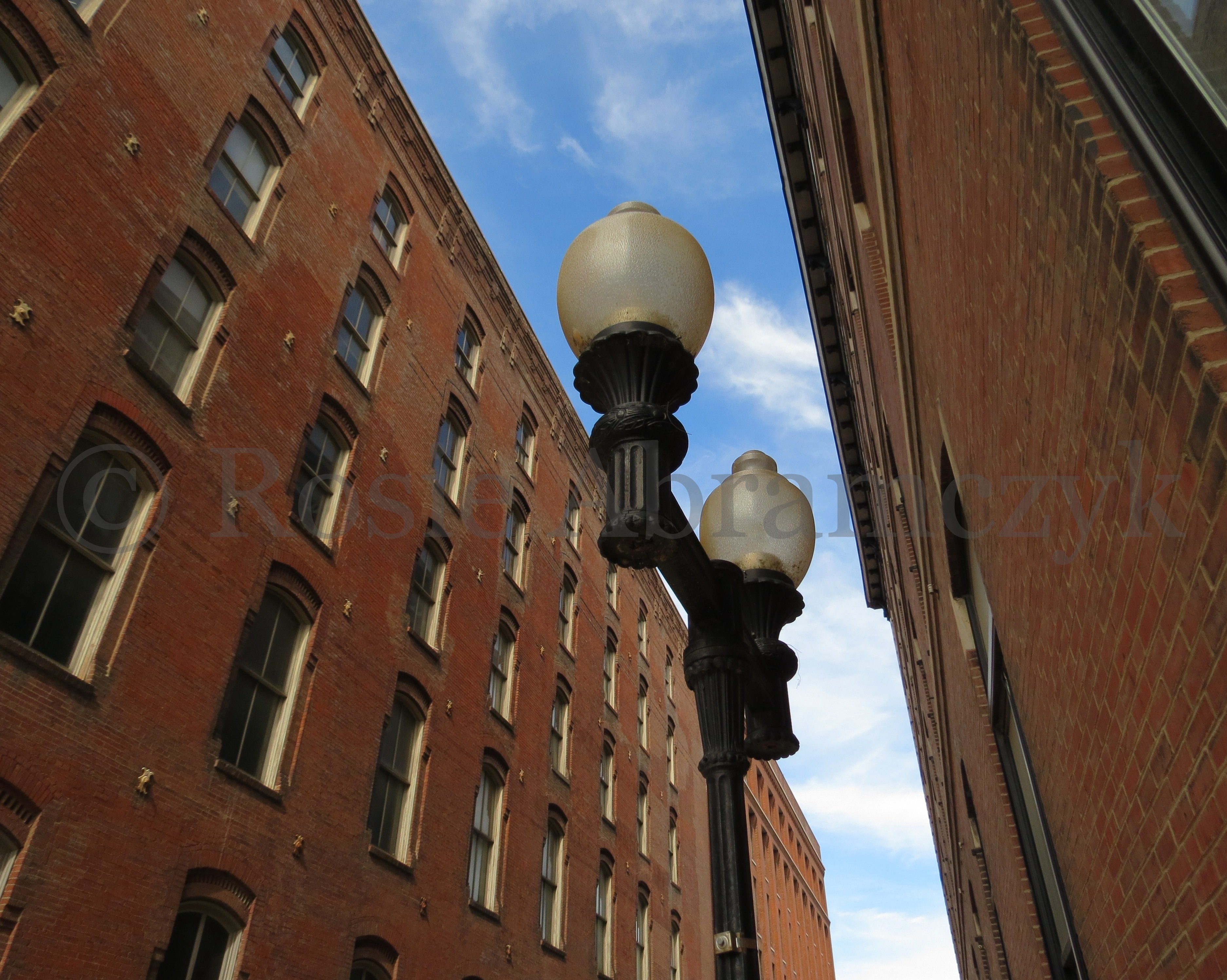Laclede's Landing, St. Louis, MO, by Rosie Abramczyk, Photo, 2014