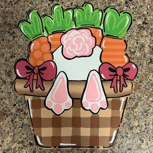 Kids Cottontail Basket