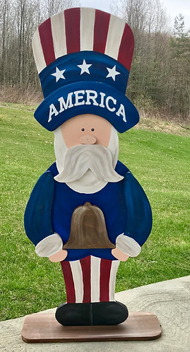 3' Standing Uncle Sam