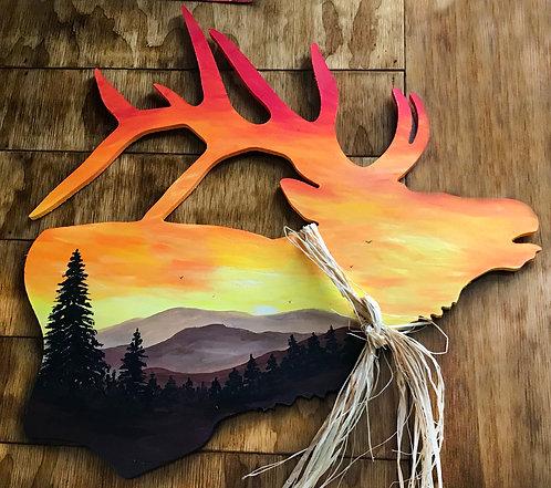 DIY Elk