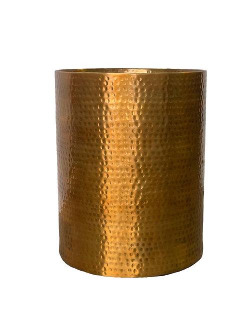 Saga Sidebord Gull-lakkert