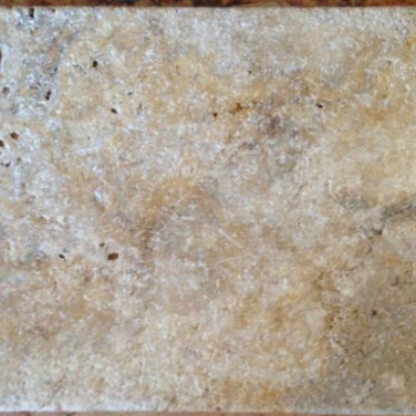 Gold Travertine Rustic Tile