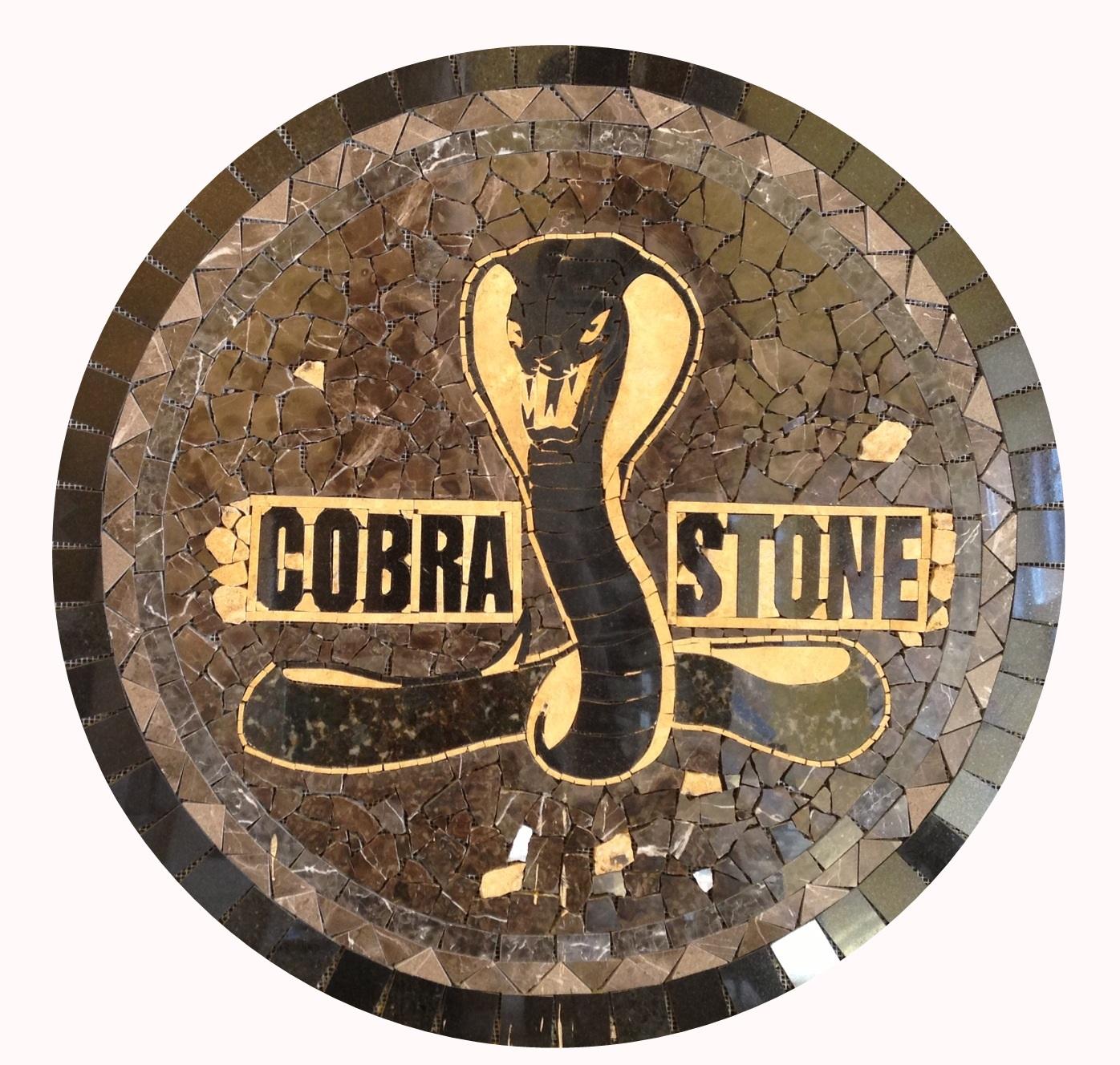 Company Logo Medallion