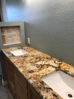 Golden Taupe Granite