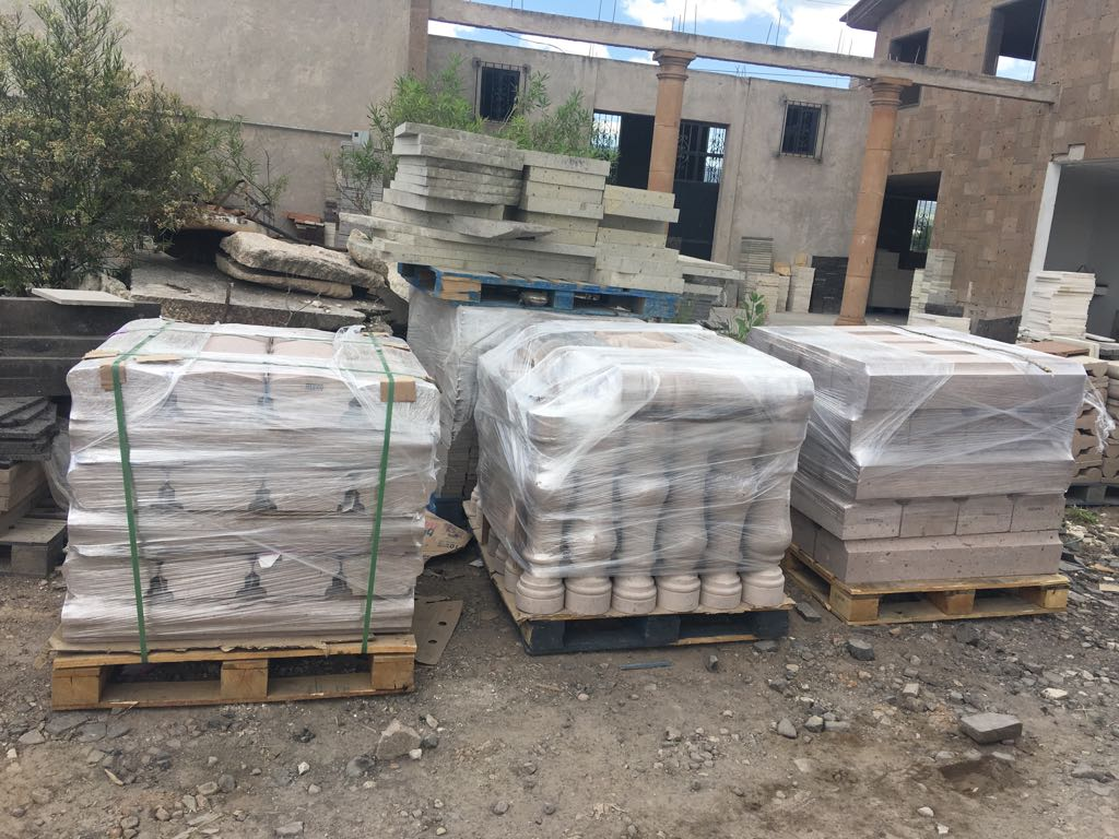 Factory - Natural Stone del Bosque
