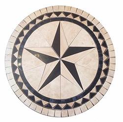 Texas Star Medallion 1
