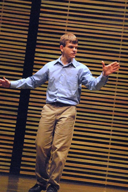 Coach of 2010 ESU Cleveland Shakespeare Competition Winner & National Competitor, David Wemer