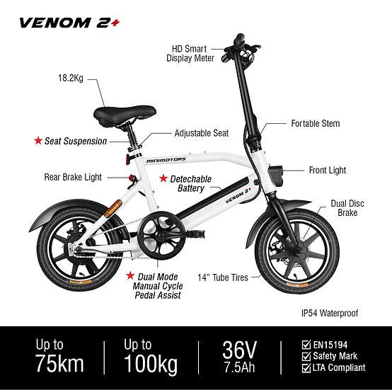 Venom 2+