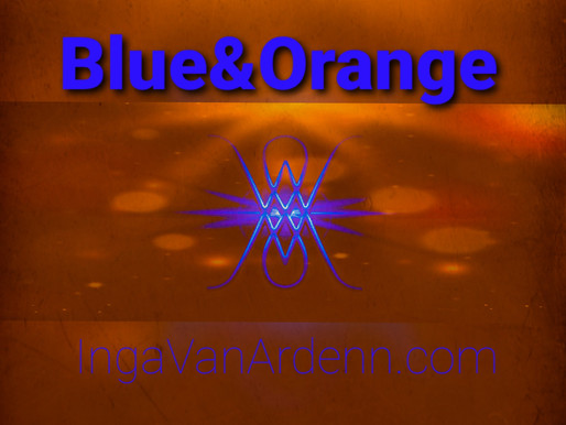 Welcome to Blue and Orange!