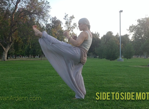 Side to side motion