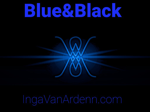 Welcome to Blue and Black