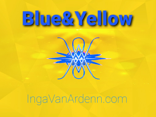 Welcome to Blue and Yellow!